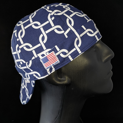 Navy Links Welding Hat