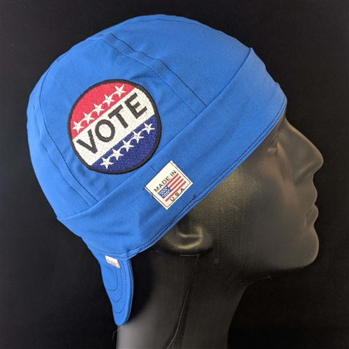 Vote 2020 Cotton Welding Cap