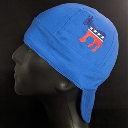 Democrat Donkey Cotton Welding Cap