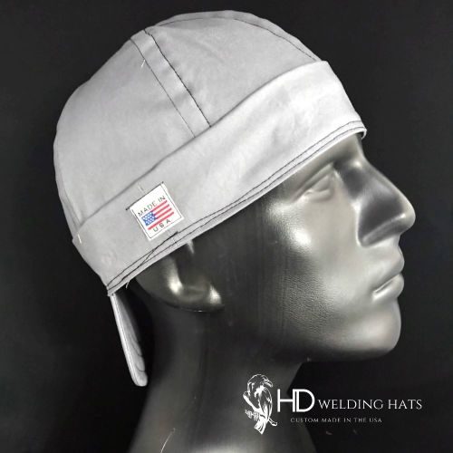 Bella Cotton Gray Welding Hat