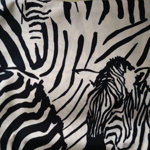 Zebra Welding Hat