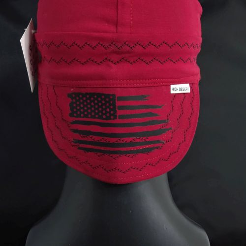 Distressed Flag Extra