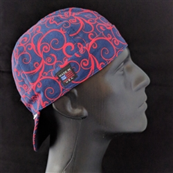 Berry Swirl Welding Hat