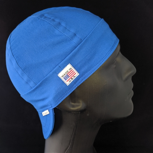 Royal Blue Welding Hat