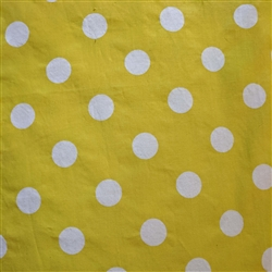 Bright Yellow Dots Welding Cap