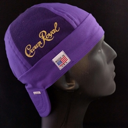 Crown Royal Cotton Welding Cap