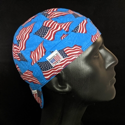 Independence Day Welding Hat