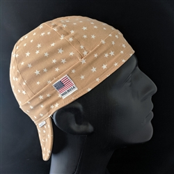 Stars-Tan Welding Hat